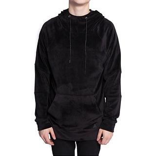[1주년][국내칼배송] 블랙피라미드 LOGO HOODIE BLACK  Y5160065-blk [크리스브라운]