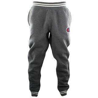 [1주년][국내칼배송] [챔피온] P0895-G61 REVERSE WEAVE COLOR BLOCK JOGGGERS  Granite Heather 챔피온조거팬츠