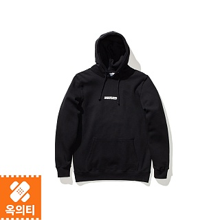 [옥의티][UNDEFEATED] 언디핏 ORIGINAL HOOD BLACK-xl