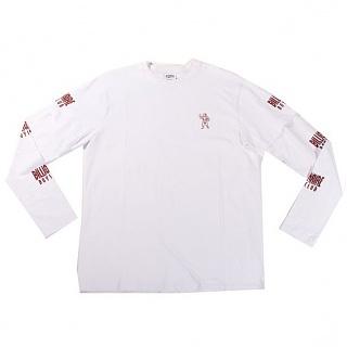 [국내칼배송][Billionaire Boys Club] 빌리네어보이즈클럽 BB Layer LS 861-9302 WHITE