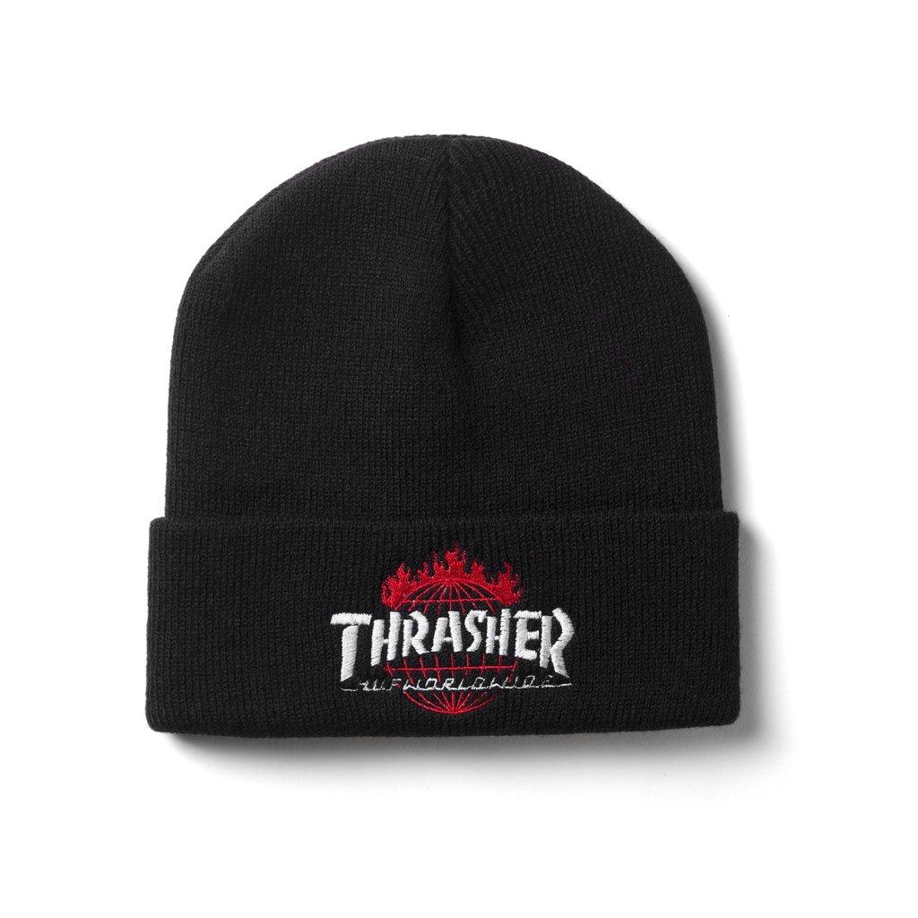 THRASHER TDS BEANIE BLACK.jpg