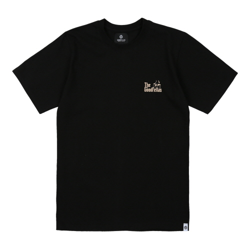 Good Farther T-shirt Black