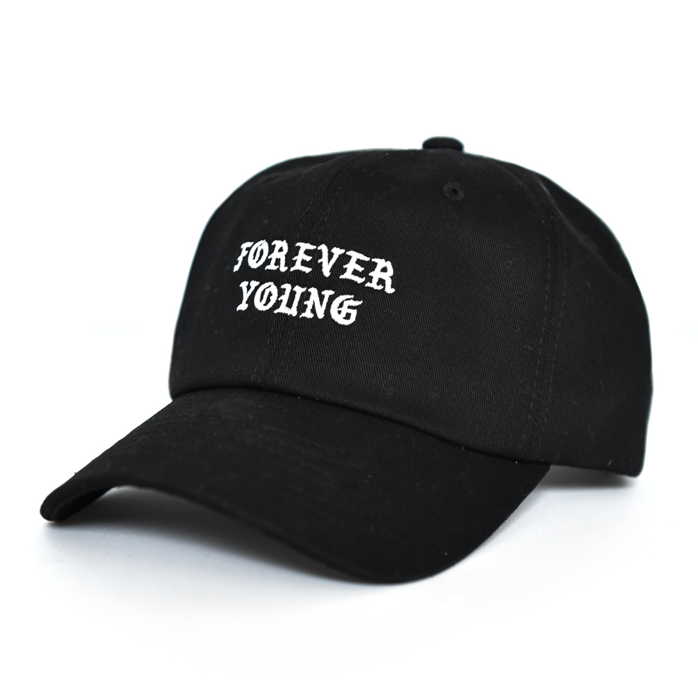 Forever Young Ball Cap