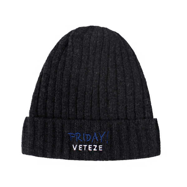 EVERYDAY WOOL BEANIE - CC