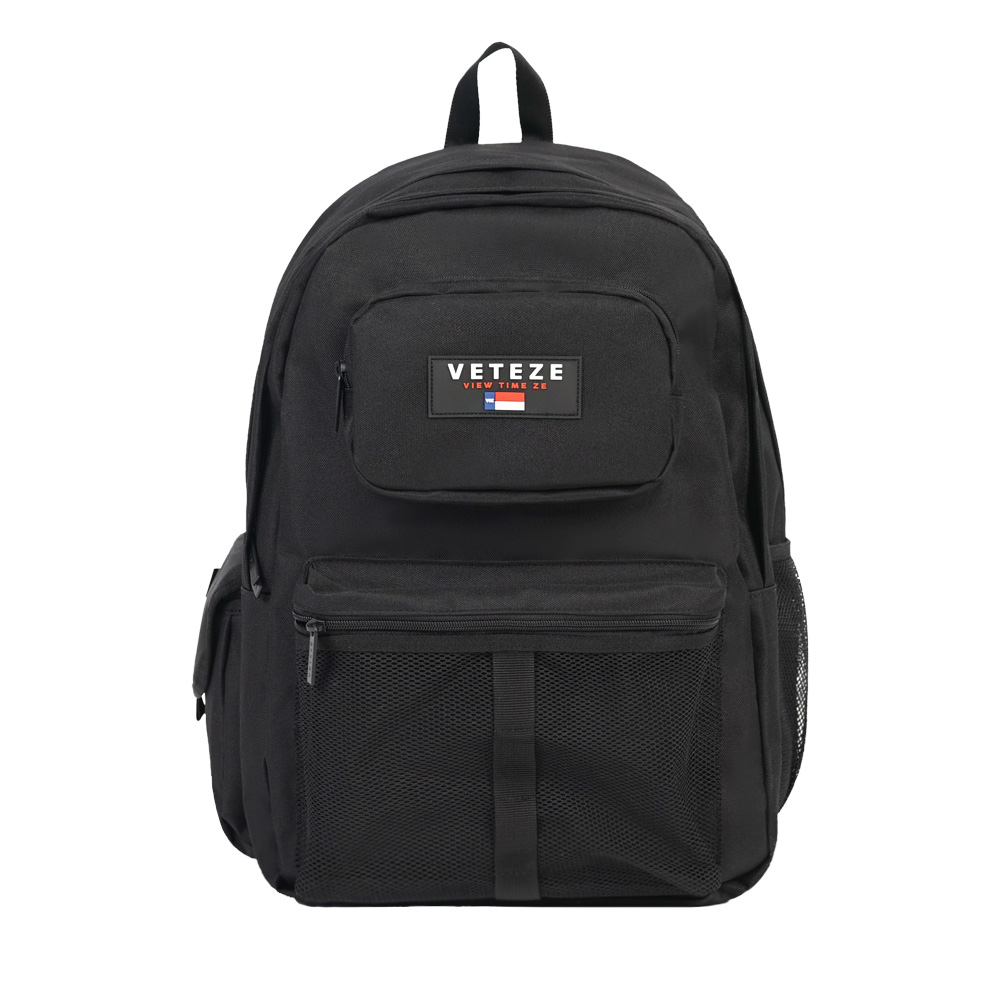 [단독할인][VETEZE] Retro Sport Bag - BK