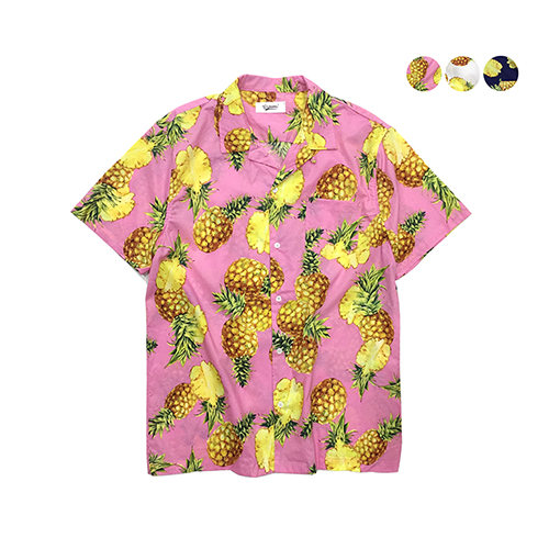 Fresh pine Aloha Shirt (3color) (unisex)
