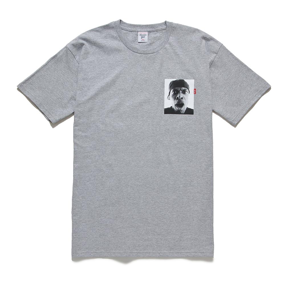 [국내칼배송] 아카풀코 골드 Friday 티셔츠 헤더 그레이