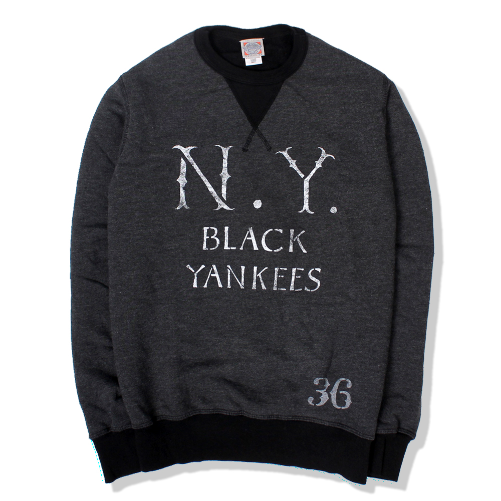 이벳필드 뉴욕 블랙 양키즈 빈티지 스웻셔츠