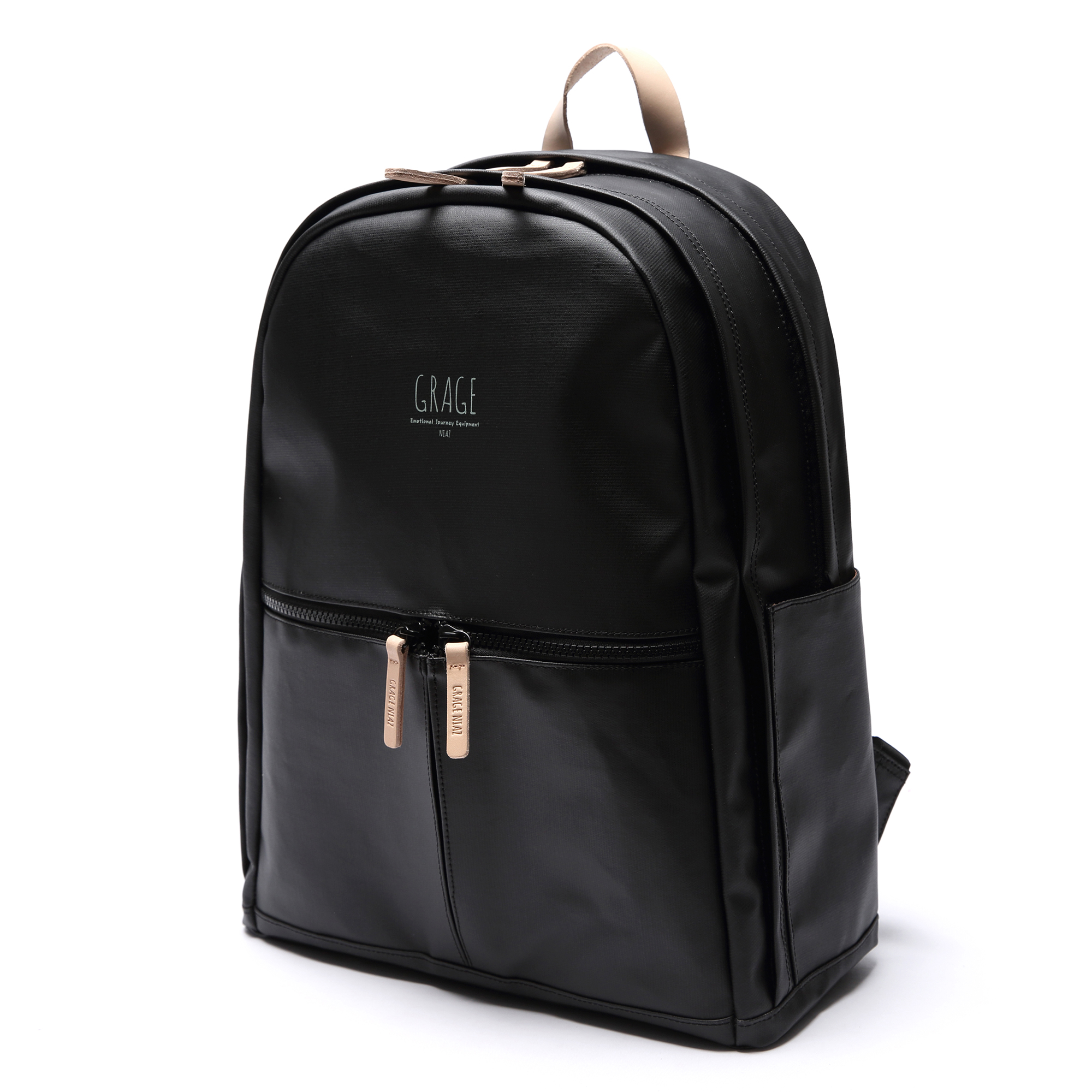 [그레이지] GRAGE - LUCY BAG (Onyx Black) 루시백팩 가방 신학기가방