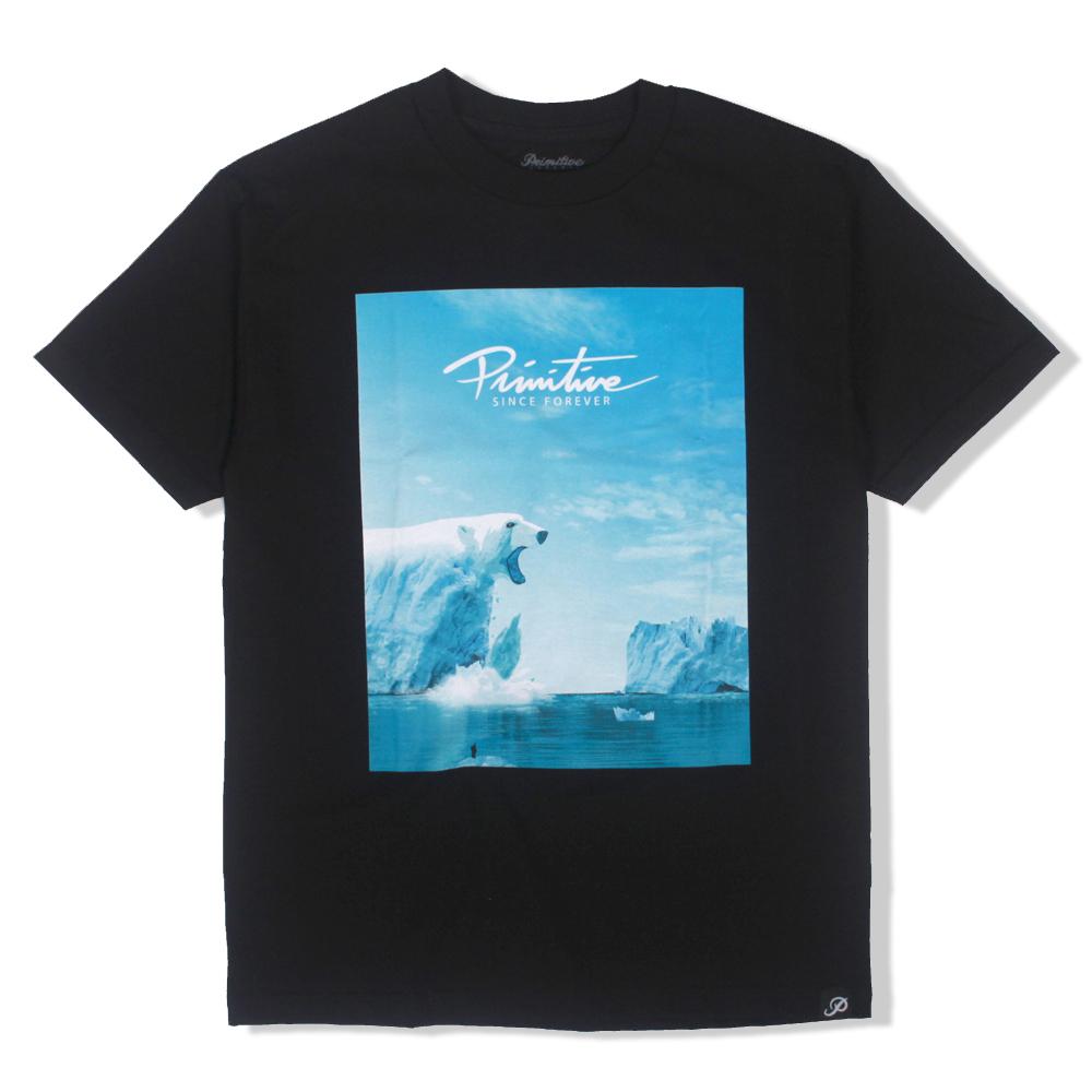 [국내칼배송] 프리미티브 스트렝스 티셔츠 블랙