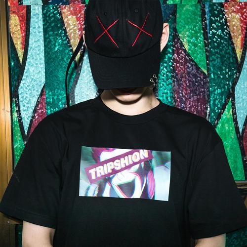 [단독할인]트립션 성난 악마 티셔츠 - 5가지 색상