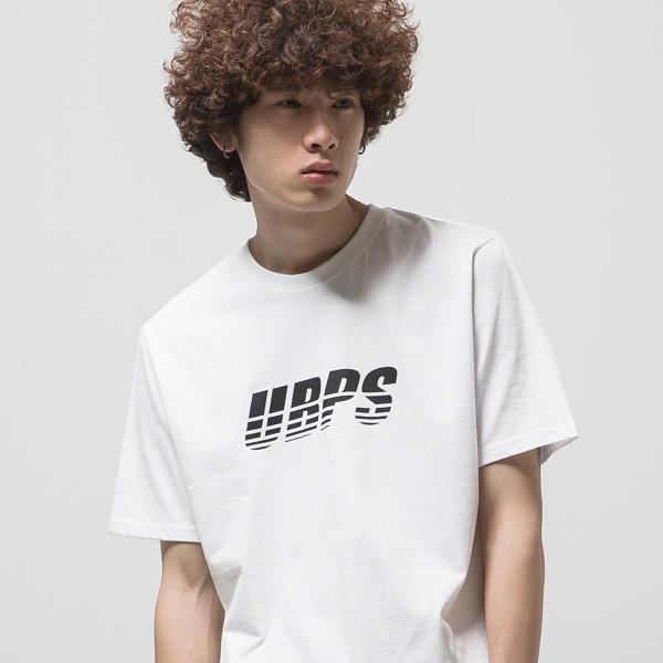 [어반플레이어스] PAULO SHORT SLEEVE T-SHIRTS (WHITE) 반팔 반팔티 티셔츠