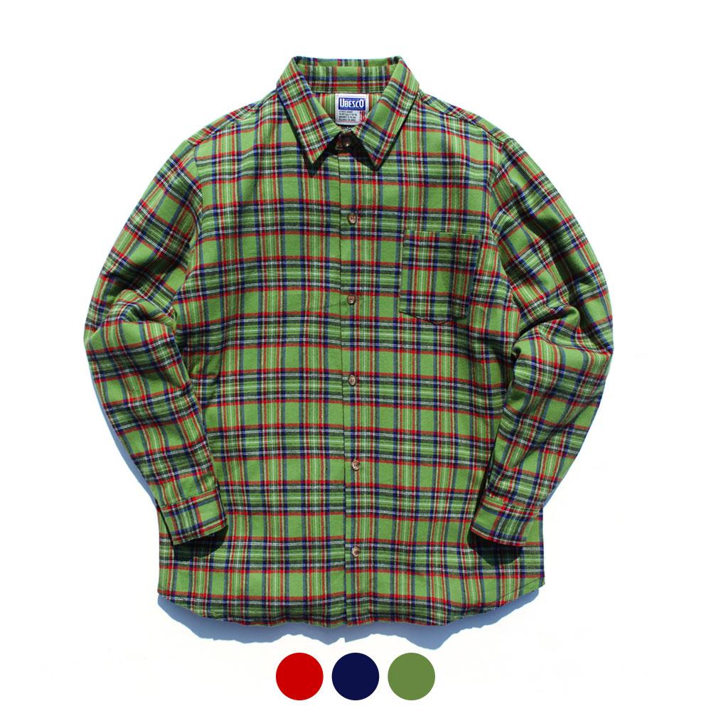 [유베스코] 겟레디 셔츠 3종 MSLS8031