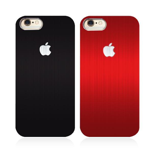 케이스바이블 핸드폰케이스 아이폰 알루미늄 컬러 케이스