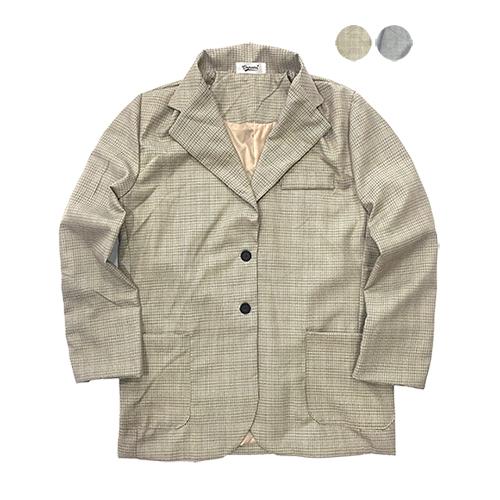 Gun Club Check Jacket (2color)(unisex)
