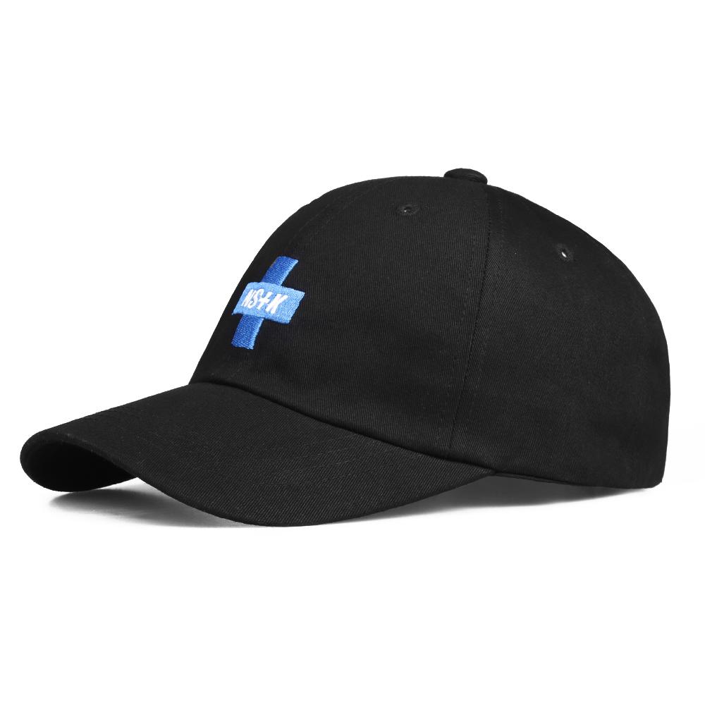 [NSTK] NSTK CROSS CAP (BLK)
