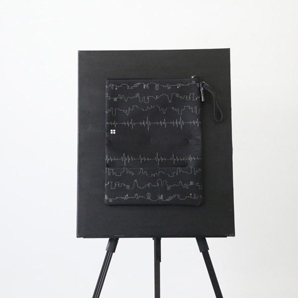 Signature Folding Clutch 2
