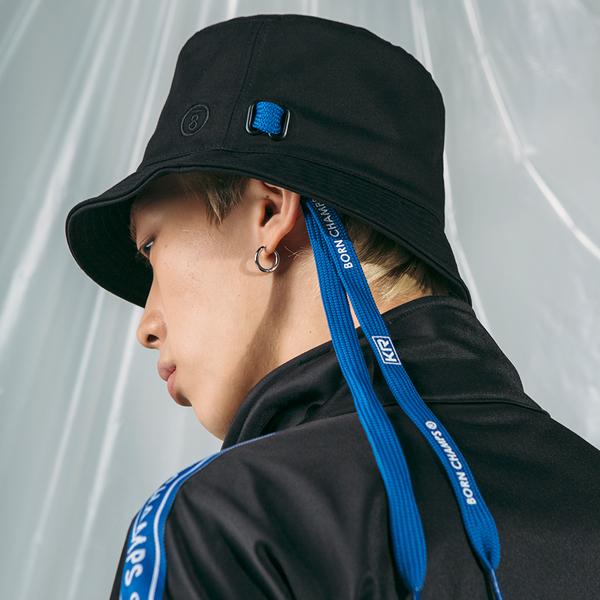 BC IB CAP 08 BLACK CEQFMCA08BK