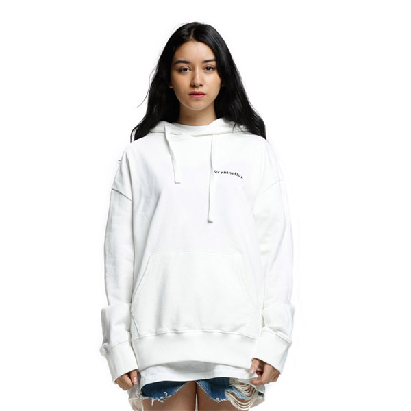 GREAT HOODIE WHITE