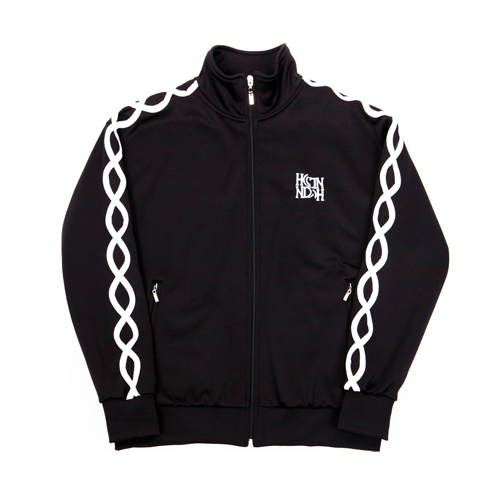 chainline training track top- black