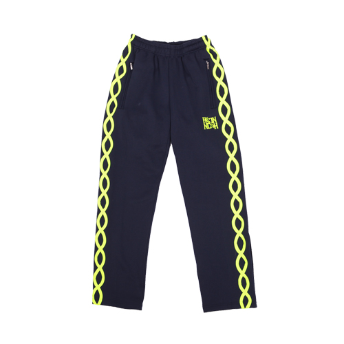 chainline training track pants- navy