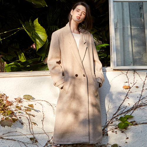 CLASSIC LONG COAT_BEIGE