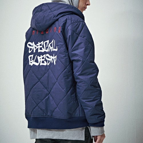 ROYAL QUILTED JACKET - NV