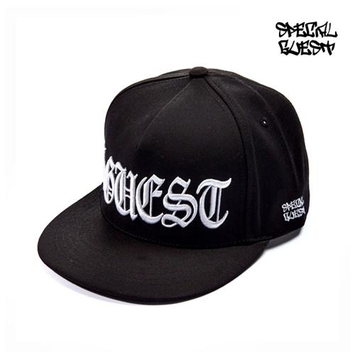 SG SNAP HATS - SYMBOL BK