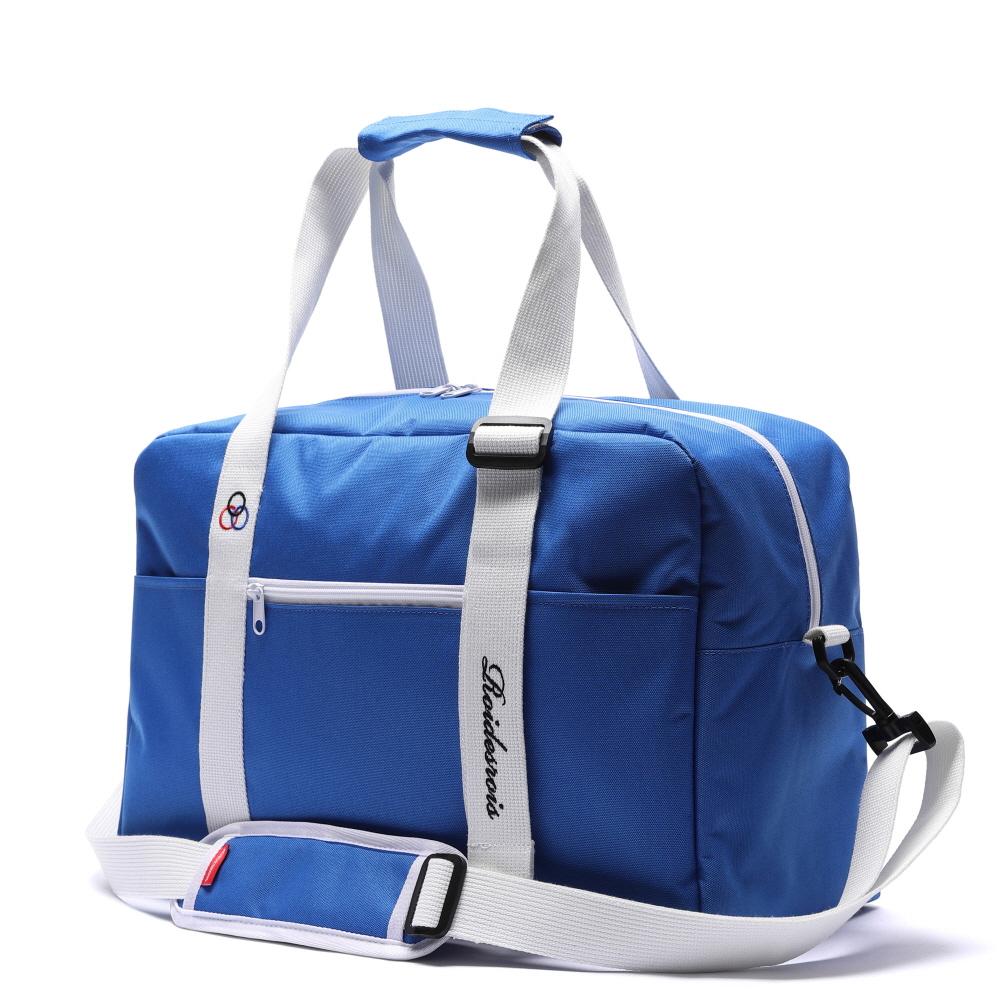 BAAM BOSTON BAG (BLUE)
