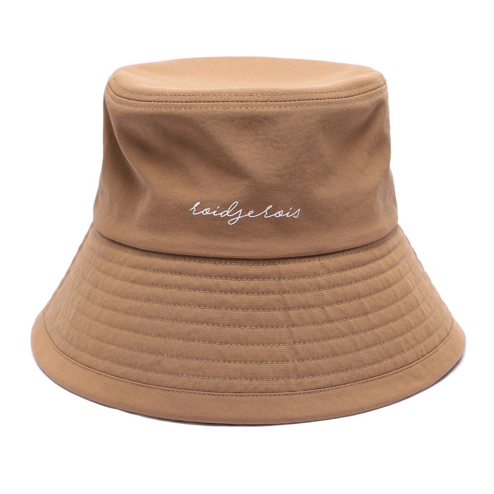 EVERY WEATHER BUCKET HAT (BEIGE)