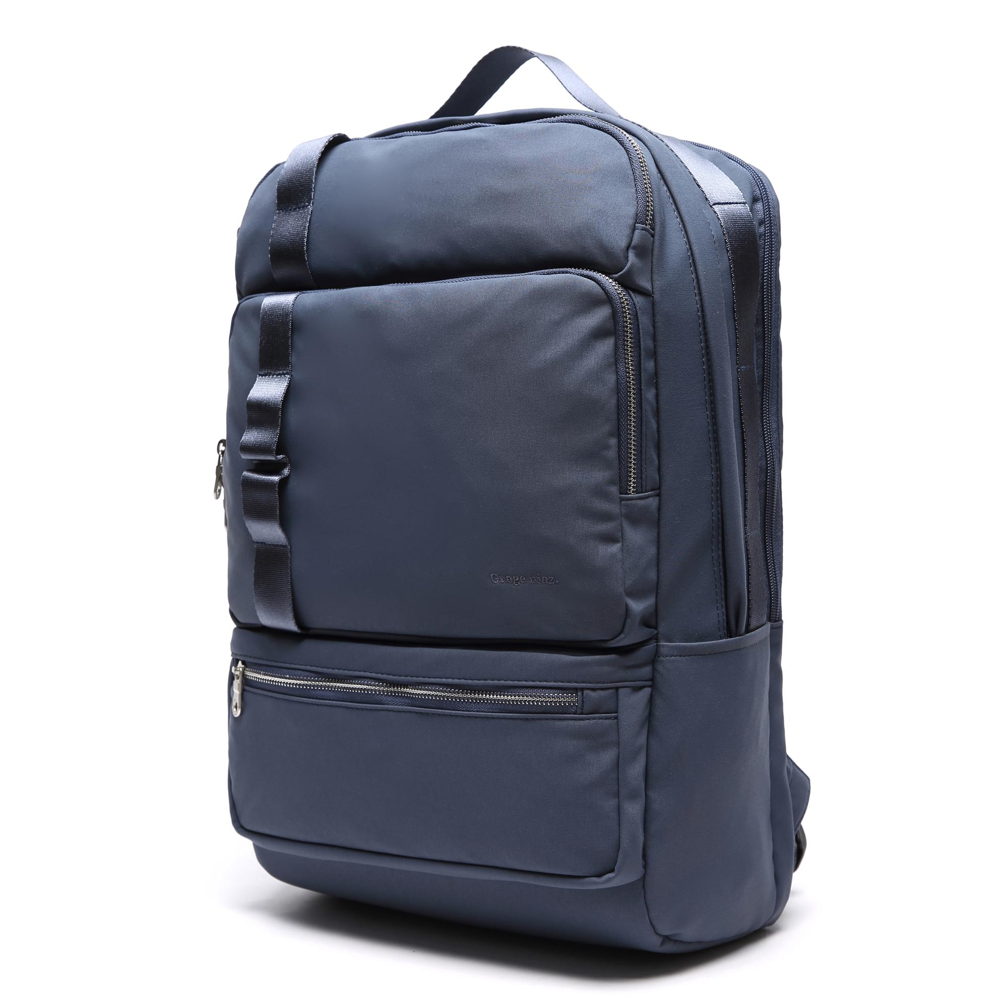 [그레이지] GRAGE NIAZ 2nd LIAM BACKPACK (BLUE) 가방 백팩