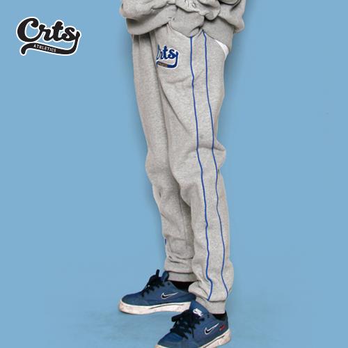[코로츠] CRTS Pipe Sweatpants (Gray)