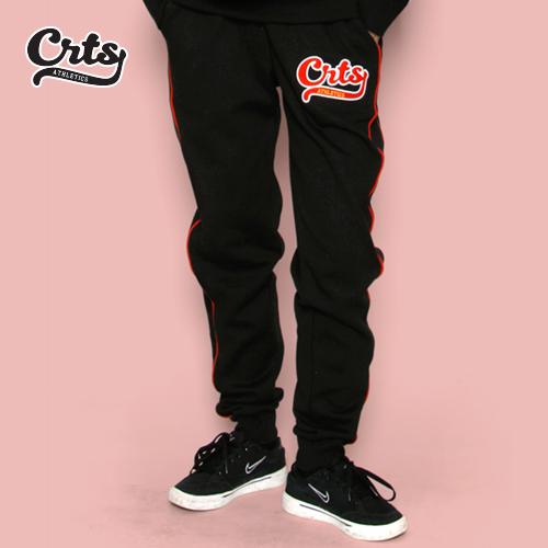 [코로츠] CRTS Pipe Sweatpants (Black)