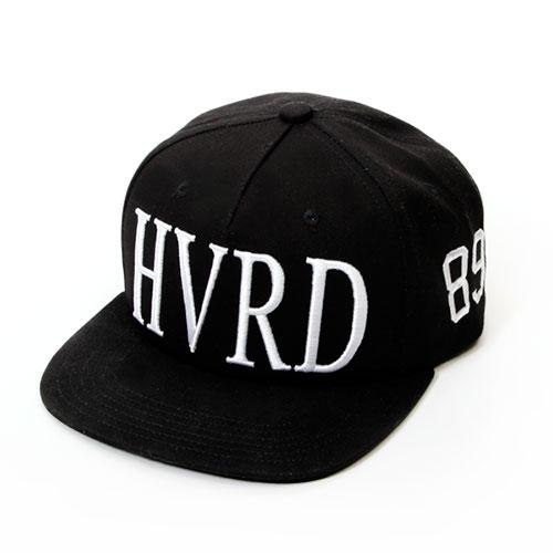 [스턴트] HVRD Embo Snapback (Black)