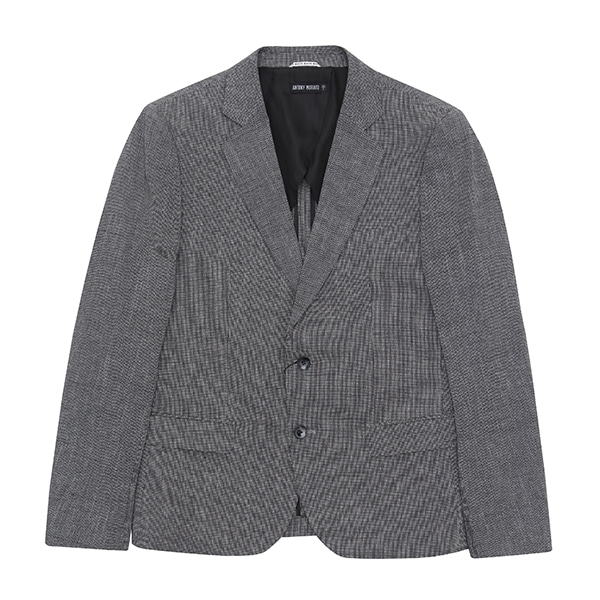 [Antony Morato]남성 패턴 코튼 투버튼 자켓 MMJAG5283-900