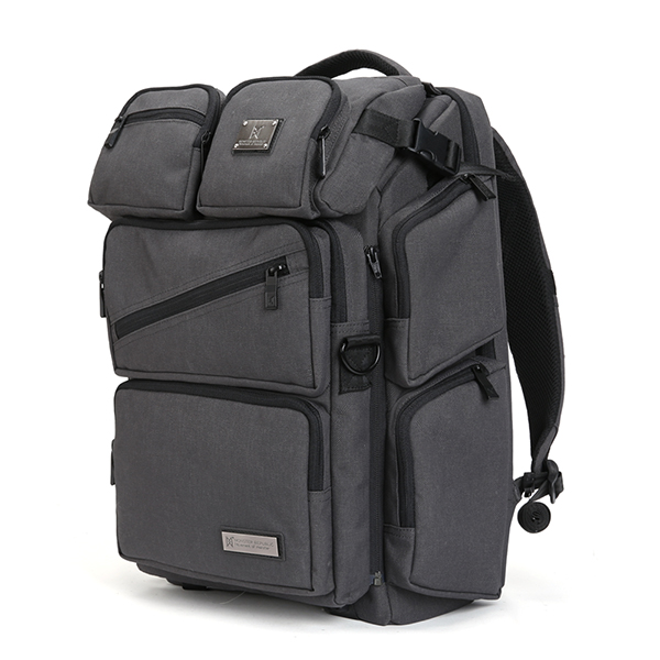 몬스터 리퍼블릭 DIMENSION REWIND BACKPACK GRAY