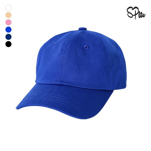 [A_09]슈퍼레이티브 - BASIC BALL CAP - 무지볼캡 - 6컬러