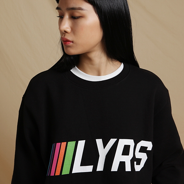 LYRS LOGO SWEAT SHIRTS