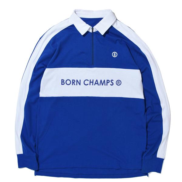 BC LINE L/S TEE BLUE CERAMPQ02BL
