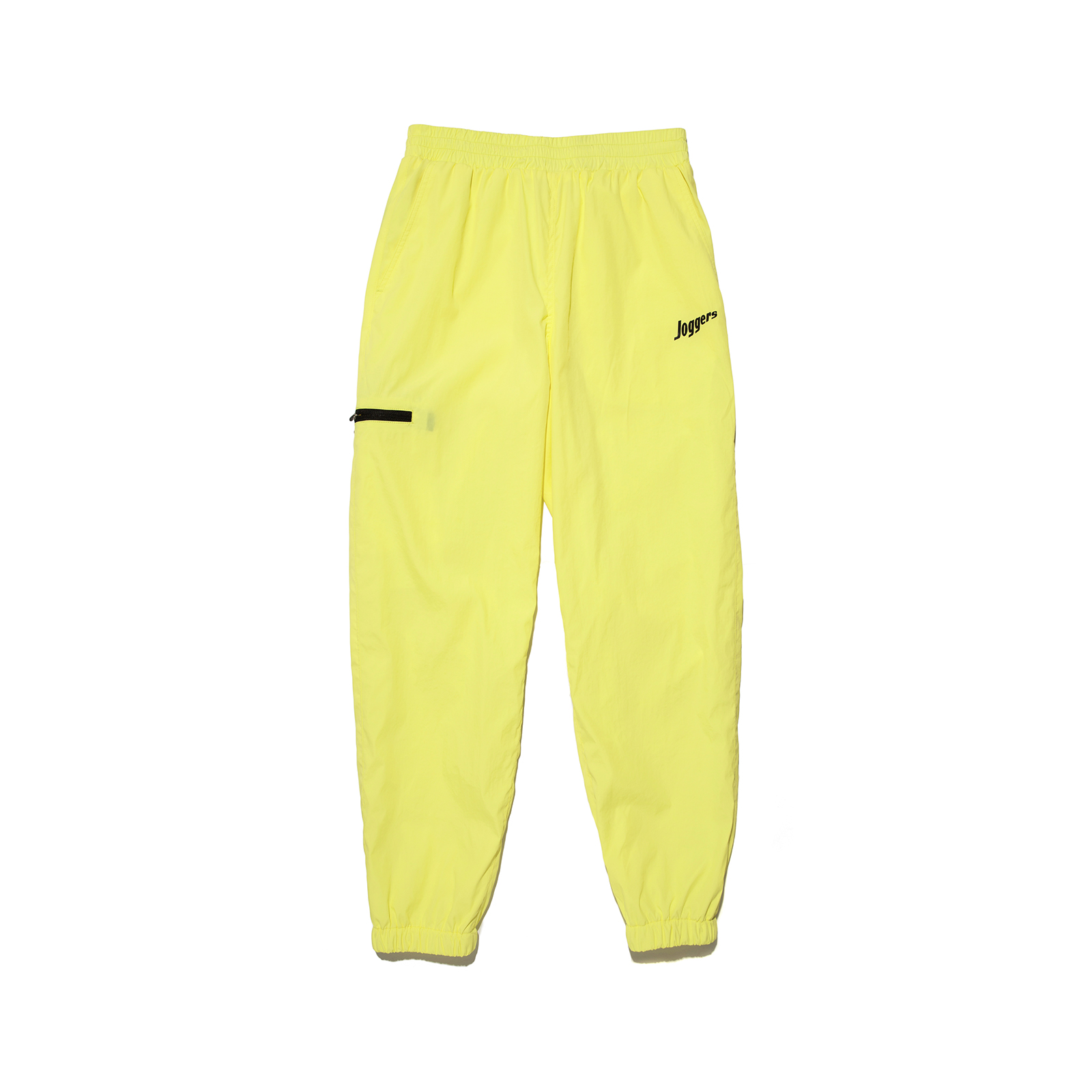 [위캔더스] JOGGERS PANTS L.YELLOW