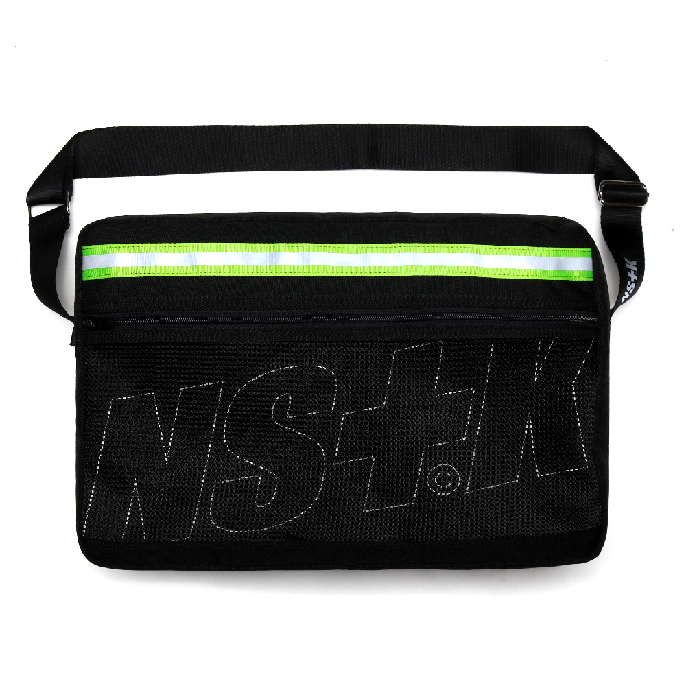[단독할인][NSTK] VOLTZ CROSS BAG (BLK)
