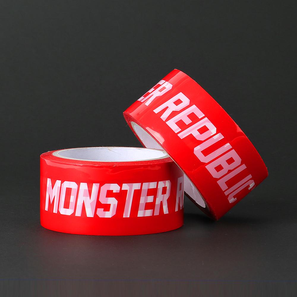 몬스터 리퍼블릭 MONSTER BRAND TAPE RED