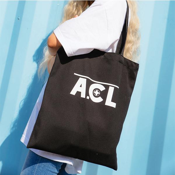 [A.Clown(에이클라운)]A.CL Basic Logo Eco-BAG