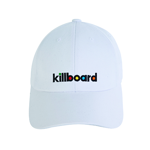 KILLBOARD PARODY BALLCAP_NEON GREEN