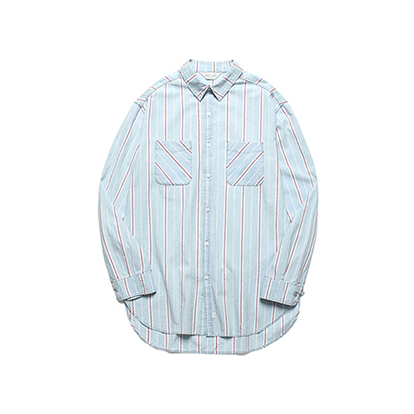 Half Linen Washing ST Shirt
