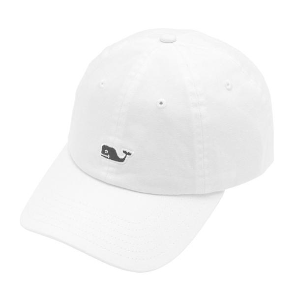 빈야드바인스 우먼 WHALE 베이스볼 캡 WHITE 2A0829