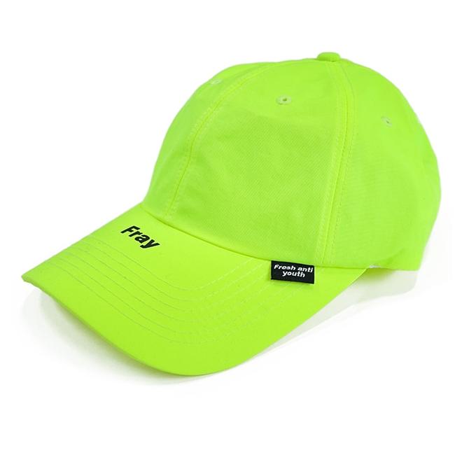 [프레시안티유스] Tokyo debut ball cap GREEN