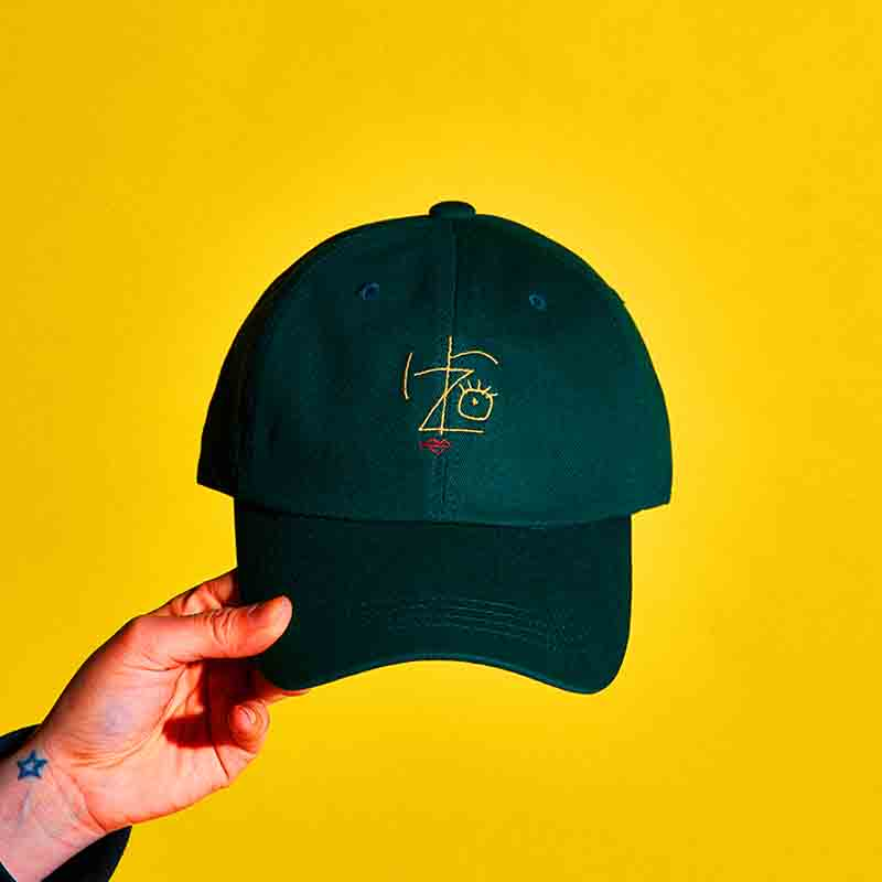IZRO ACC PENCIL CAP - GREEN