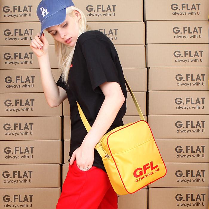 [지플랫] 에어라인 GFL 83 크로스백 M (YELLOW)