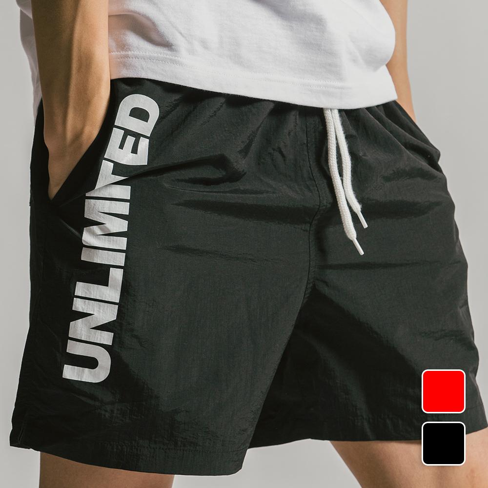 Logo Shorts (U18BBPT08)